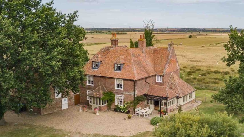 16th Century Country Manor House