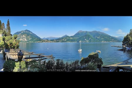 Casa Bella in Varenna on lakeshore - Varenna - Daire
