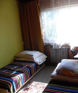 pokój  dwuosobowy - Górki