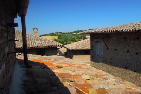Attic room in the heart of Urbino - Urbino