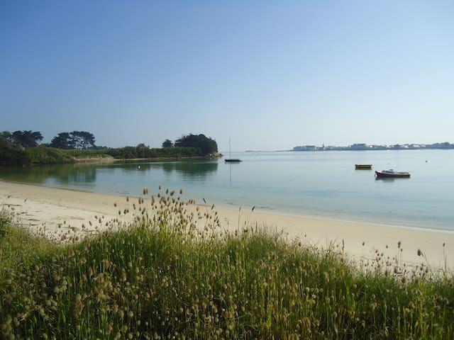 Maison au bord de la plage - Roscoff