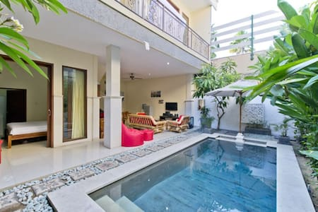 Jenja Villa. Double Six beach. Kuta