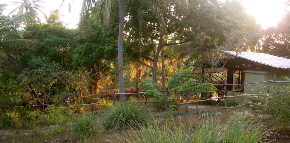 Um Chalé no meu Jardim - Mata de São João - 牧人小屋