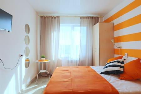 Комната с дизайнерским ремонтом - Ulan-Ude