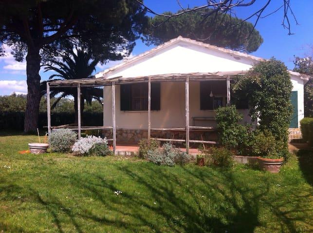 Casale di Campagna in Maremma - Capalbio Scalo - Huis