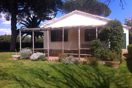 Casale di Campagna in Maremma - Capalbio Scalo - Hus