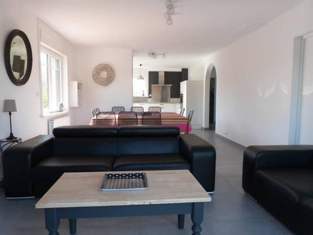 Maison de Vacances, proximité de WIMEREUX - Wimille - Ev