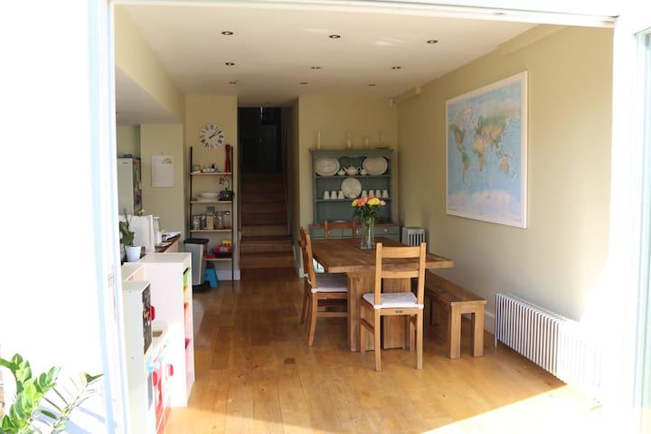 4 bedroom Edwardian terrace house in West Norwood - London - Haus