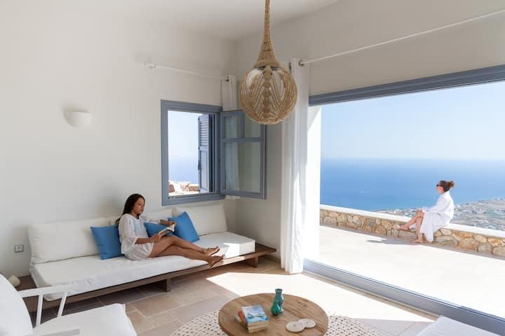 Sea View Jaccuzzi Executive Suite
