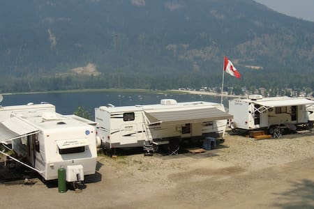 Sicamous Home with a view- Unit 2 or 1