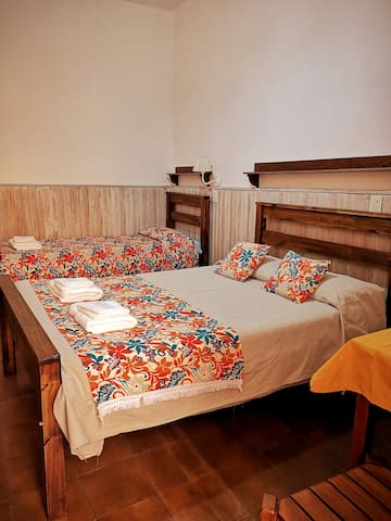 """"""" HOTEL SALVADO """"habitación individual 1 cama"""