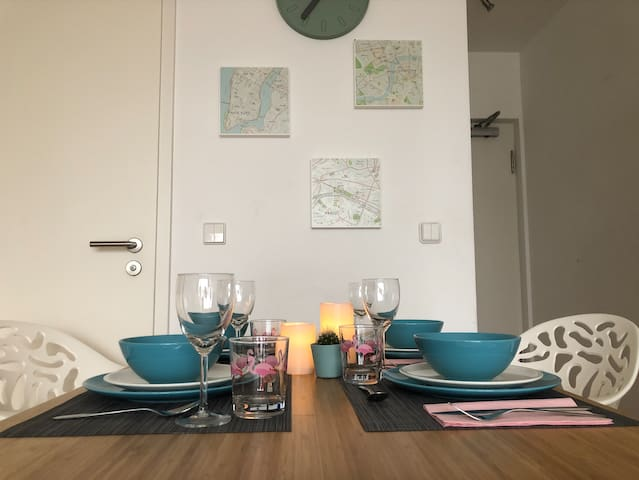 Table for 4 persons