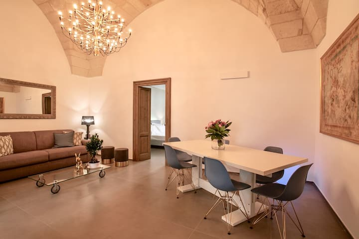 Corte dei Florio Lecce ORO Luxury apartment
