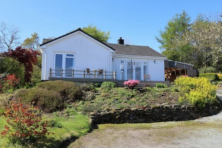 Outstanding 3 bed self catering home in Ardvasar