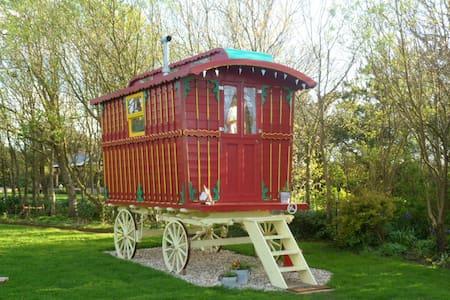 Poppet Gypsy Caravan - Truro