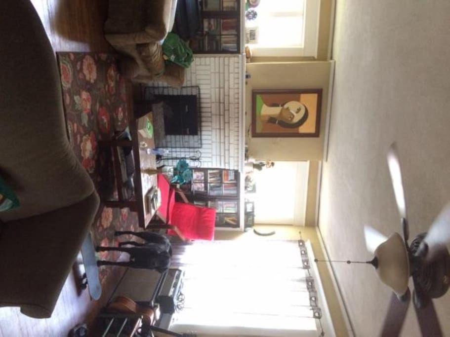 Front Living Area