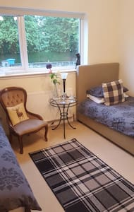 B&B close to city centre -2 twin ensuite rooms - Inverness