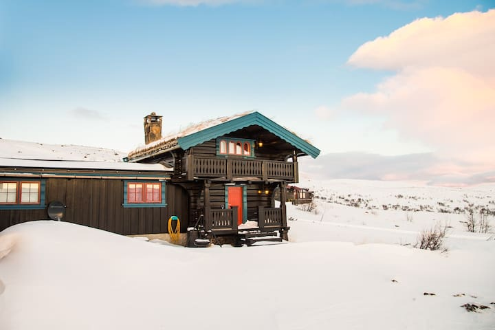 Fjellsyn - Beautiful mountain cabin at Haugastøl