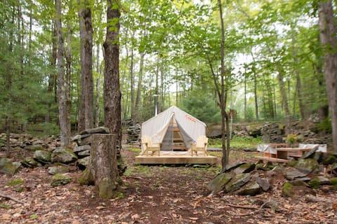 Tentrr Signature Site - Camp Monticello Horse Corral