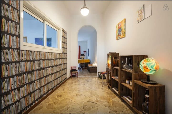 City room - based for Amalfi - Pompeji - Wohnung