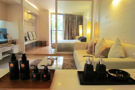 The room for lover, 2 minutes beach - Hua Hin - Lejlighedskompleks