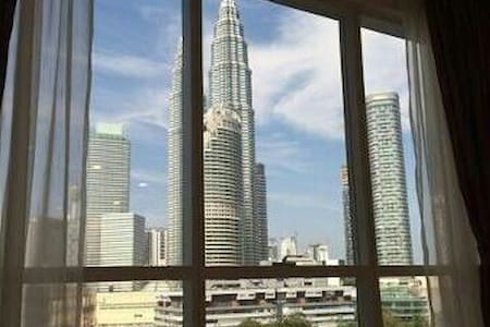 1# KLCC View Apt 5 mins KLCC 2-4pax - 吉隆坡