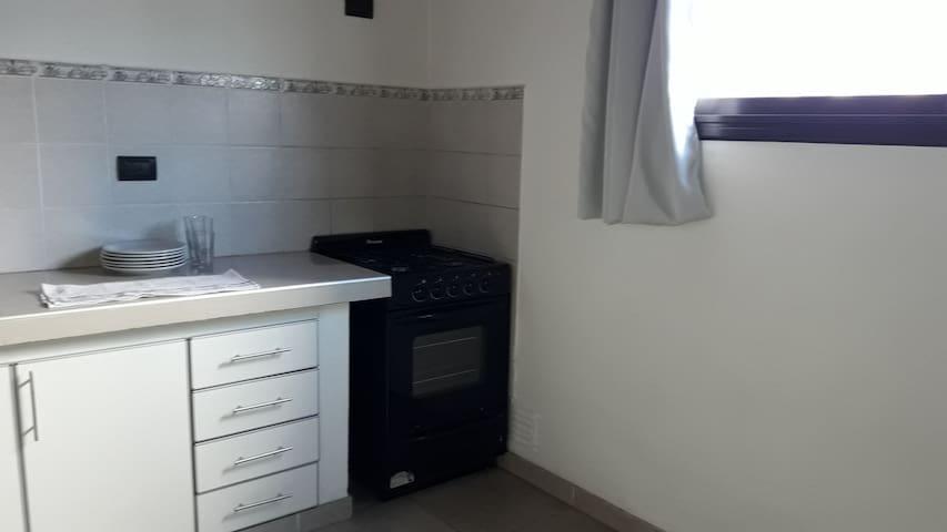 Confortable departamento en La Plata