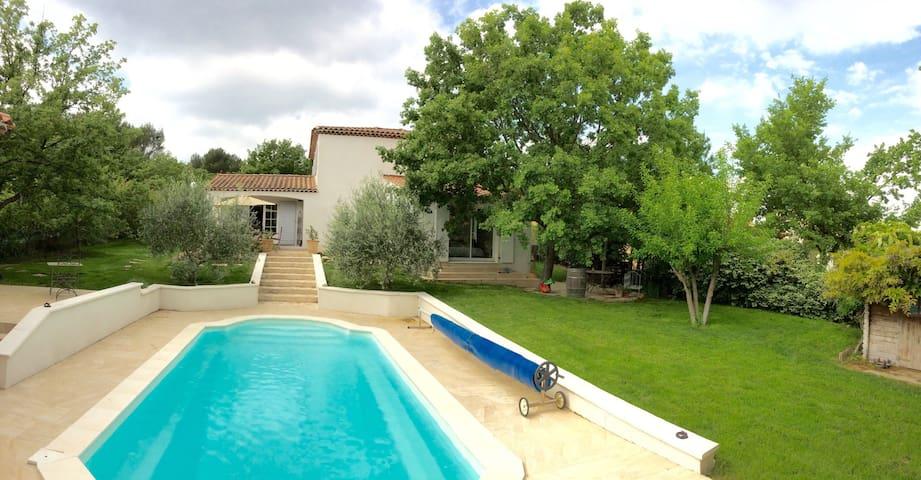 Petit coin de calme en Provence