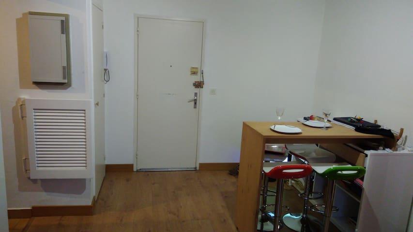 F2 Appartement avec jardinet - Narbonne - Flat