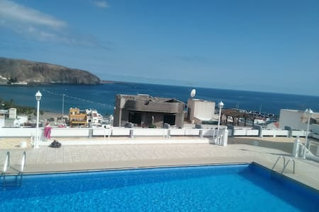 Los Cristianos Lovely Beach Room - Flat