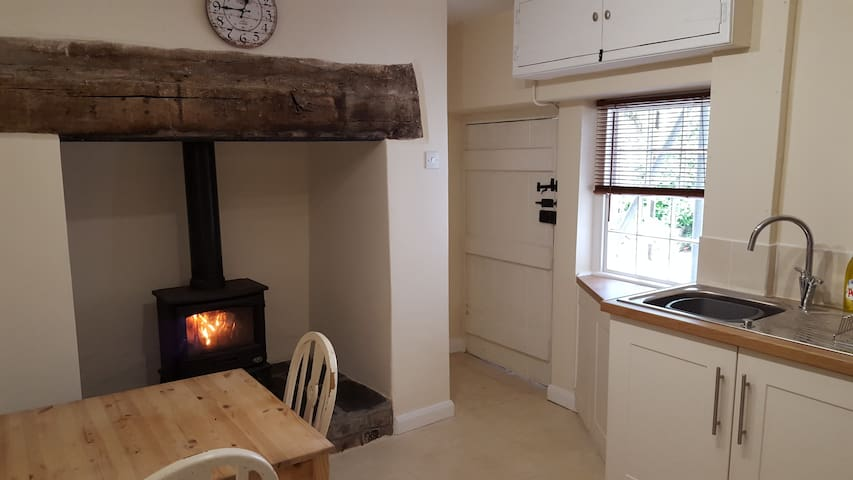 Cosy Bethania Cottage Machynlleth - Machynlleth - Hus