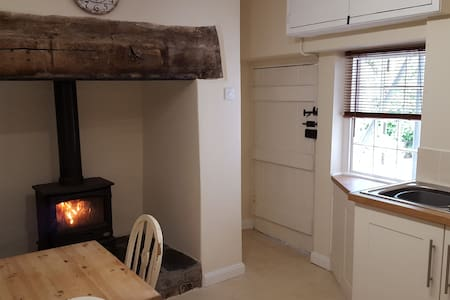Cosy Bethania Cottage Machynlleth - Machynlleth - บ้าน