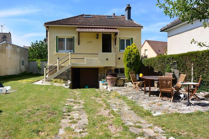 Maison Les Cigognes. - Fontenay-le-Fleury