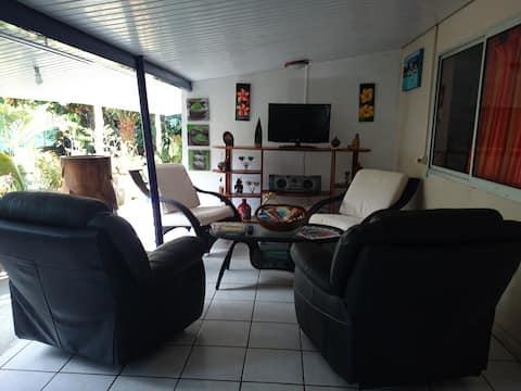 Chez Rosalie et Marc - chambre 2