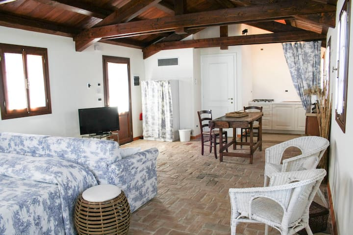 Cottage in a Farm House in Caorle Venice - Caorle - Cabin