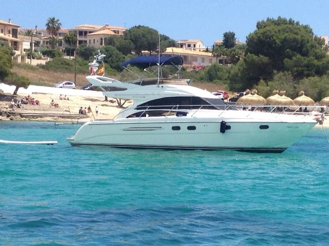 Fab Day cruise/charter Mallorca from £1450