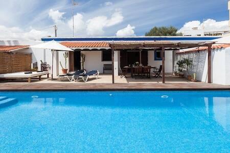Magnifica Villa vacacional en Ibiza ET 0567 E - イビサ - 別荘