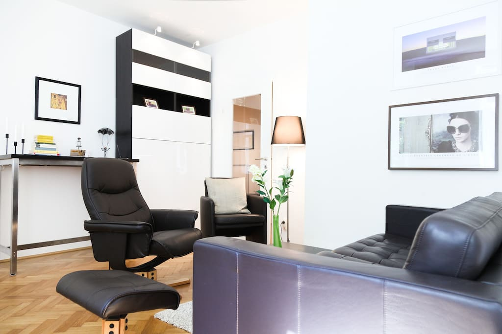 Superb 70 sq m (750 sq ft) apartment!