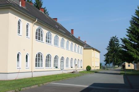 Wohnen in einem Schloss - Zettling - Ház
