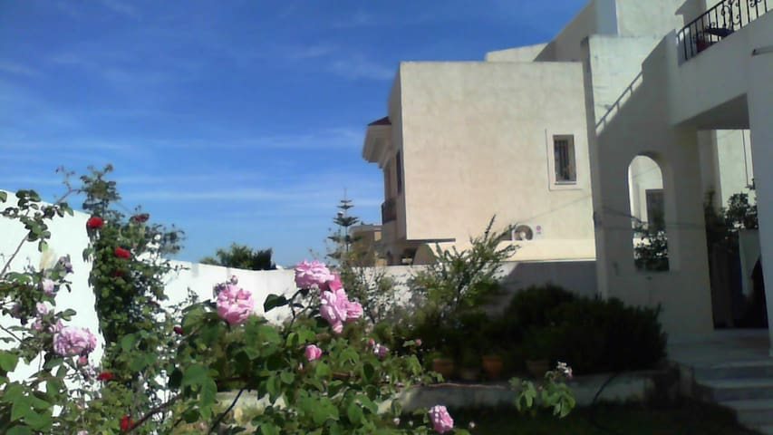 Villa au jardin el menzeh 1