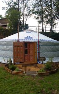 la yourte du bonheur - Yurt