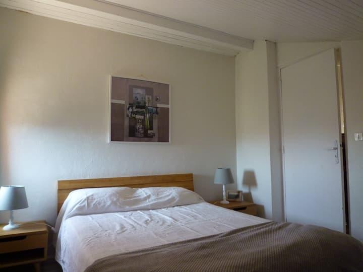 Chambre mansardée à Porto Vecchio