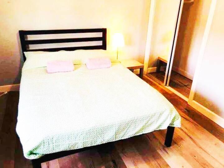 ❤️#3 Cozy, Private Room - DISNEYLAND