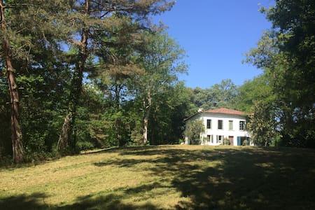 Maison de charme au milieu des bois - Sainte-Croix-Volvestre