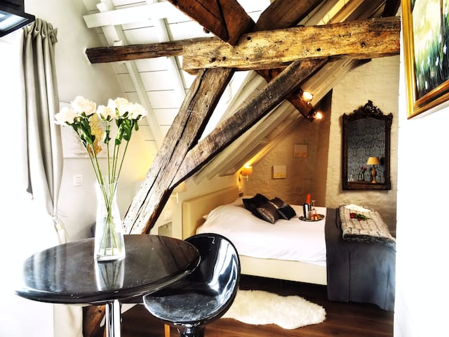 In the heart of Bruges .... - Brugge - Bed & Breakfast