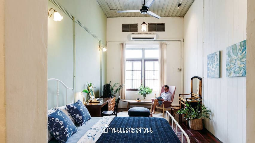 Private apartment (A), 3min Tuk Tuk to KhoaSan rd