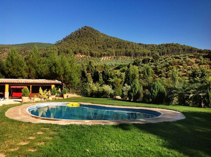 Rural Apartment in The Biggest Natural Park SPAIN