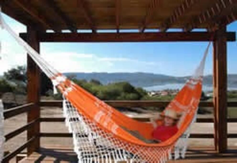 Hamacas paraguayas para un descanso al aire libre