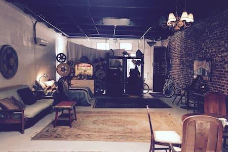 Loft/art studio in Warehouse Dist. - New Orleans