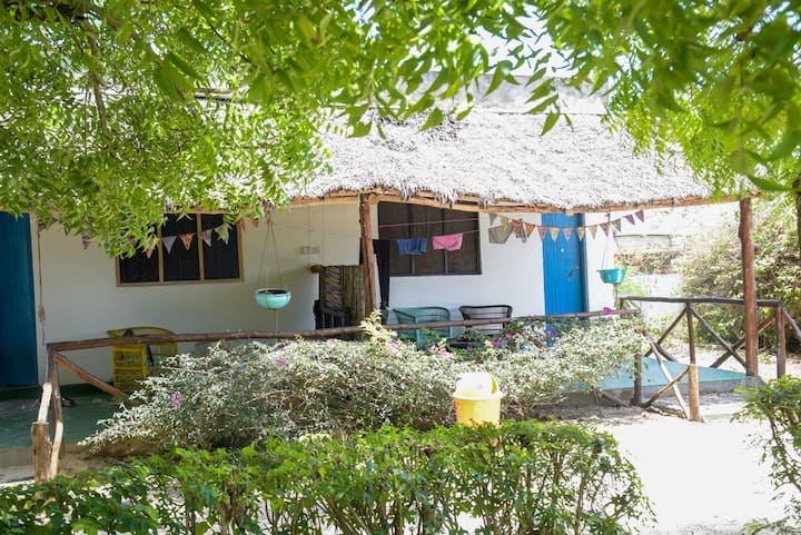 Nice & Budget Friendly Room (2) at Mwambani Villas